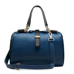 Fashion Shoulder Leather Ladies Handbag (MD25606)