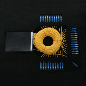 Dual-Wavelength Fused Bi-Conical Taper 1xn Splitter /Fbtsplitter (PON-POS-2) pictures & photos