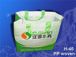Shopping Packaging Bag with Handle pictures & photos