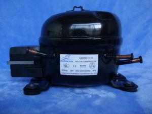 (QD3011H) 110V/60Hz Refrigeration Compressor R134A 3.0CC 90W for Mini Refrigerator pictures & photos