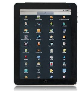 New Tablet PC With Widescreen 97A8