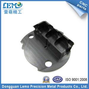 Precision Metal CNC Machining Parts Black Anodized pictures & photos