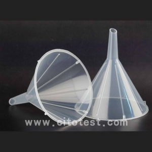Disposable Plastic Funnel (PP) pictures & photos