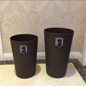 Plastic Trash Can, High Grade, Fashion Garbage Bin, Rubish Bin pictures & photos