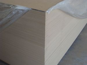 15mm Raw MDF/Solid MDF/Plain MDF pictures & photos