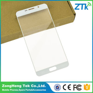 Phone Parts Front Screen Glass for Samsung Note 5 White pictures & photos