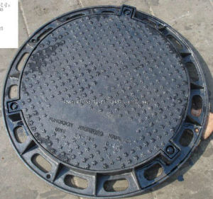 Heavy Duty Casting Ductile Iron Manhole Cover Frame pictures & photos