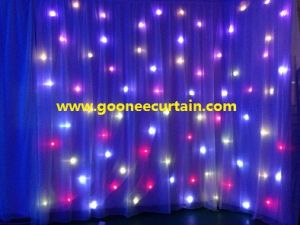 RGB SMD LED Curtain Lights / LED Wedding Curtain