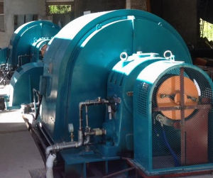Hydro Turbine Generator / Water Turbine for Hyro Power Plant pictures & photos