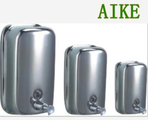 Wall Mouted 304 Stainless Steel Foam Soap Dispenser (AK1001) pictures & photos