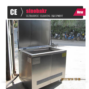 Car Parts Ultrasonic Cleaning  Machine CE China Factory pictures & photos