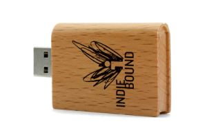 Book USB Key Book USB Stick Book Wooden USB Drive pictures & photos