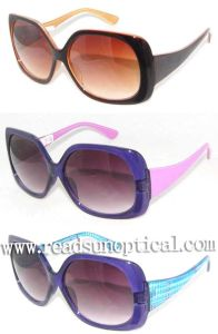 Classic Hot Plastic Sunglasses (SP52328) pictures & photos