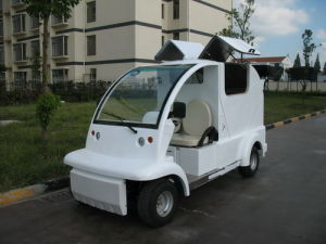 Electric Garbage Collecting Car (G6021X)