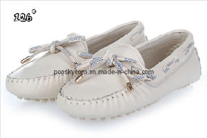 Women Casual Soft Leather Shoes