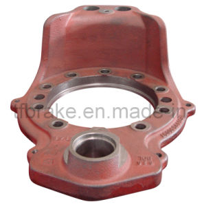 Casting Brake Shoe Vehicle Axle Rear Brake Baseboard