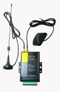 GPRS Modem Tracking Modem GPS Tracking Modem With RS232 RS485 for Bus, Truck, Boat (7114)