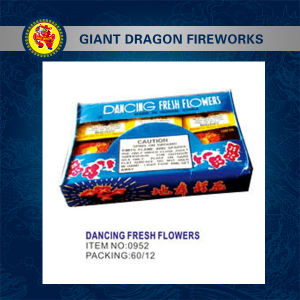 Dancing Fresh Flowers Fireworks Toy Fireworks pictures & photos