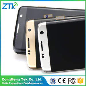 Original Touch Screen LCD for Samsung Galaxy S7 Edge pictures & photos