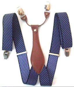 Suspender for Men and Elastic Webbing