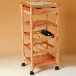 Wooden Wine Rack (ZD-103)