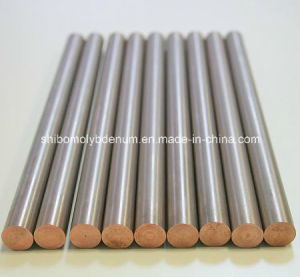 99.95% Pure Wolfram Tungsten Rods for High Temperature Furnace pictures & photos