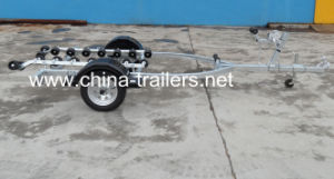Galvanized Jet Ski Trailer with Rollers pictures & photos