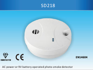 CE, En14604 Approved Indoor Smoke Alarm pictures & photos