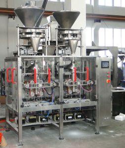 Automatic Double-Line Salt Packing Machine (VFS5000DS) pictures & photos