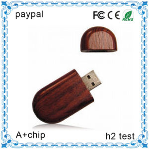 Stylish Wood Custom USB Flash Drive
