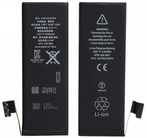 Original Battery for iPhone 5 with Warranty pictures & photos