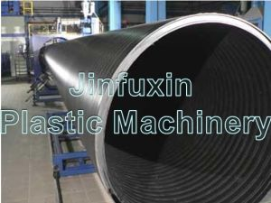 HDPE Profiled Spiral Winding Pipes Production Machine (90-800mm) pictures & photos