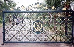 Iron Gate (XJ105)