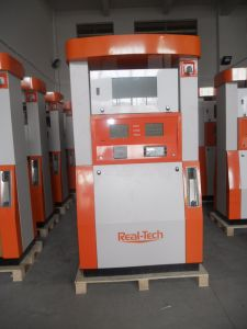 2-Pumps&4-Flowmeters&4-Nozzles&4-Displays Fuel Dispenser (RT-K244) Fuel Dispenser pictures & photos