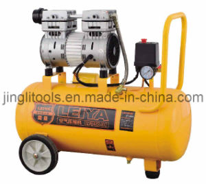 40L 160L/Min 0.75kw Oil Free Slient Dental Air Compressor (LY-750-01B) pictures & photos