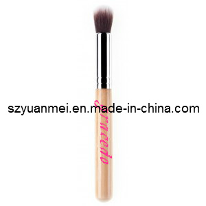 Makeup Eye Brush with Bamboo Handle (YMF345)