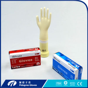 Medical Latex Glove Malaysia pictures & photos