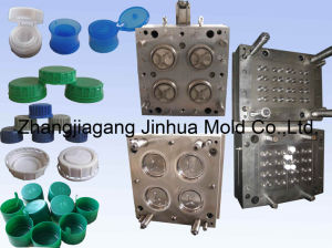 Caps Injection Mould (JH-C450)
