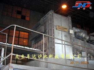 Sloping- Hearth Heating Furnace for Aluminum/Copper Bar pictures & photos