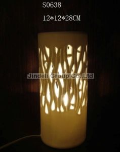 Home Decoration/ Table Lamp/Porcelain Holly Lamp (S0638)