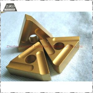 Tungsten Carbide Insert / Cemented Carbide Tools/ CNC Tools pictures & photos
