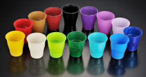 Easylife C098288 9oz (270ml) PS Colors Plastic Cup pictures & photos