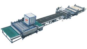 Semi-Automatic Laminated Line
