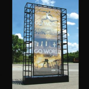 Scaffolding Mesh Banners, Billboards Construction Mesh Banner pictures & photos