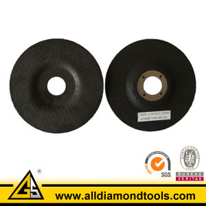 Aluminum Zirconia Silicon Carbide Resin Bond Grinding Wheel Cutting Disc pictures & photos