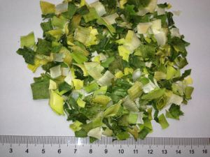 Dired 10X10 Onion Leek Flake pictures & photos