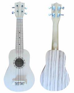 """21"""" 4-Strings Ukulele (CSBL--U308)"""