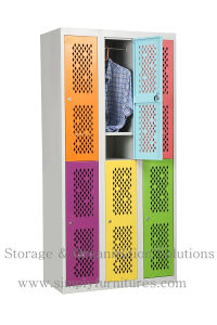 Steel Design Wardrobe for Office (T5-LK01A) pictures & photos