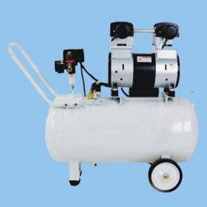 1.6HP Low Noise Oil Free Air Compressor Moa-50 pictures & photos
