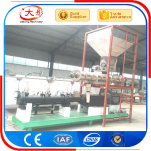 Catfish Feed Pellet Extruder Fish Fodder Making Machine pictures & photos